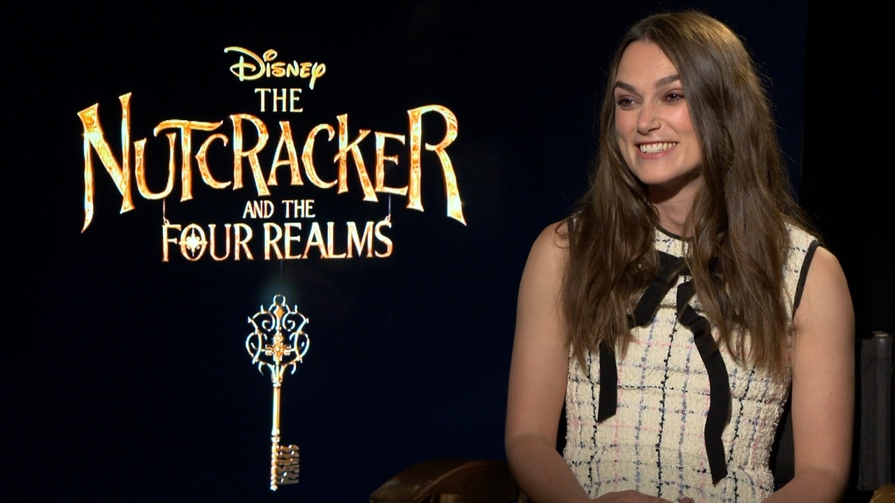 Keira Knightley Was Afraid of the Nutcracker at First | E ...
