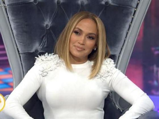 Jennifer Lopez habla de