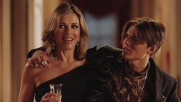 "Elizabeth Hurley's Son Makes Another Cameo on ""The Royals"""