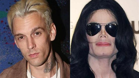 Aaron Carter reveló que Michael Jackson tuvo comportamientos inapropiados con él