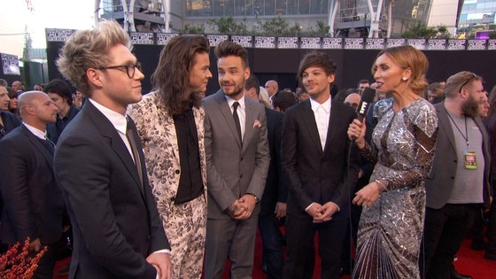 One Direction Dishes on Their