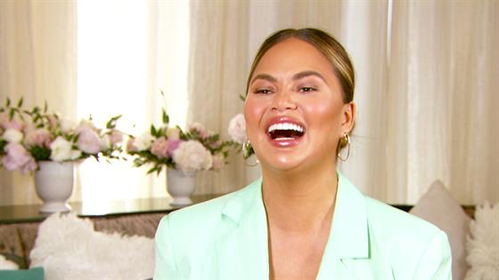Chrissy Teigen on Raising Two Kids Under 4, Potty Training & More